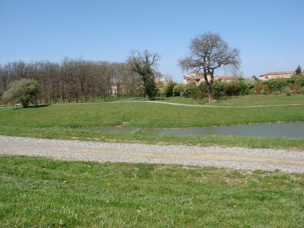 Grassland in Colomiers