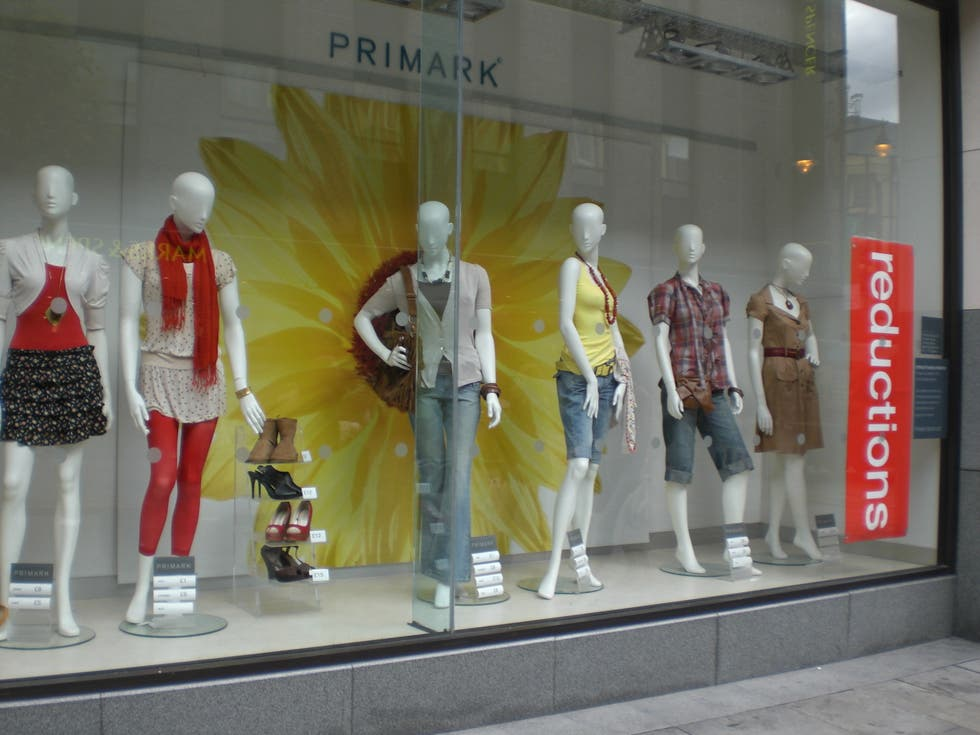 Display Window in Newcastle Upon Tyne