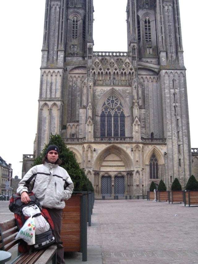 Edificio en Coutances