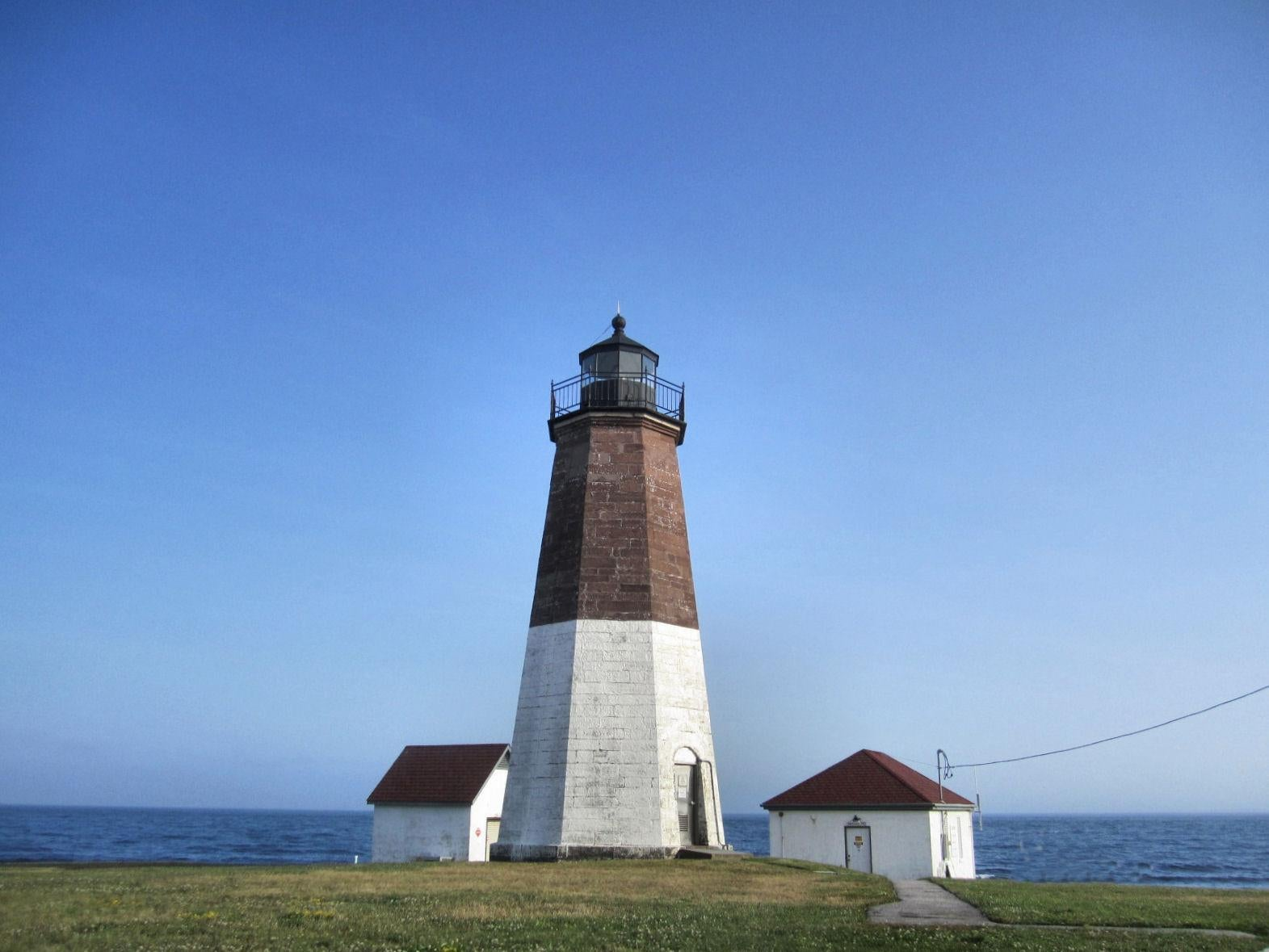 Lighthouse in Rhode Island