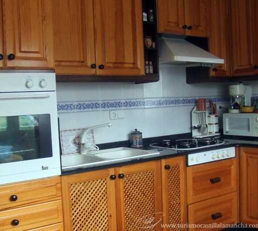 Fotos de cocina en casa rural la serrer a de f rez f rez 1747601 - Cocina casa rural ...