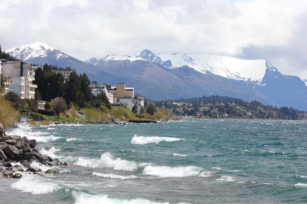 Sea in Bariloche