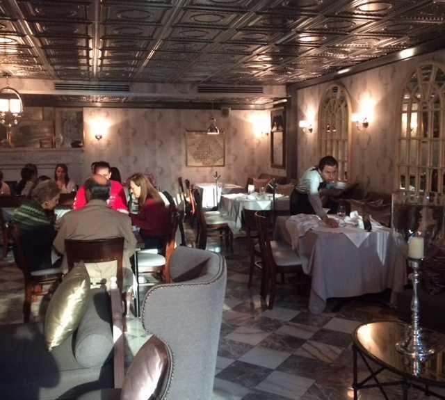 Restaurante en Anastasia Bistro & Lounge