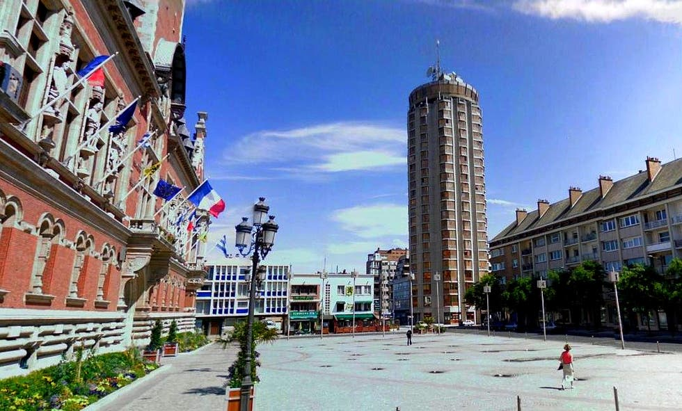 City in Dunkerque