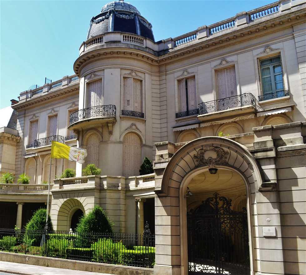 Palacio en Palácio da Nunciatura Apostólica
