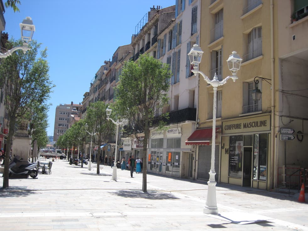 Barrio en Toulon