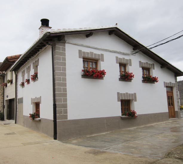 Restaurante en Maeztu
