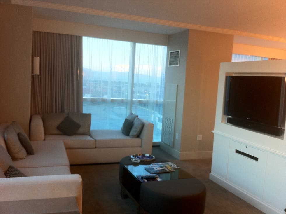 Suite en Hard Rock Hotel and Casino