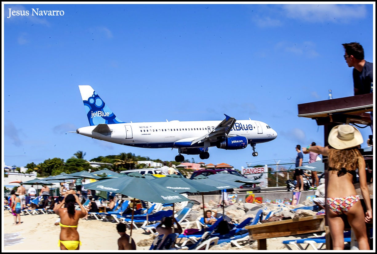 Air Force in Sint Maarten