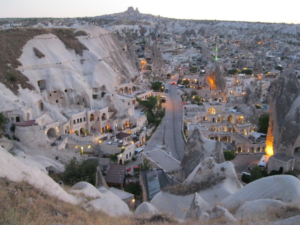 Cantera en Mirador de Göreme - Sunset Point