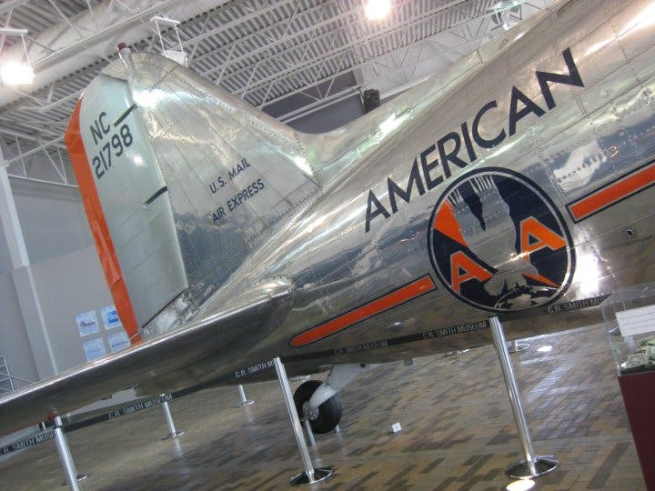 Turismo en American Airlines, C.R. Smith Museum