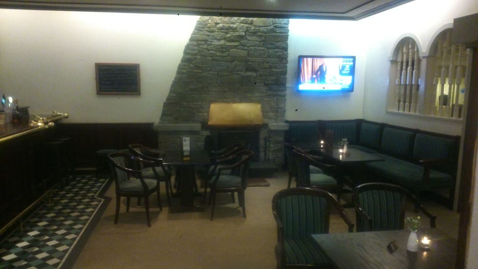 Restaurante en Carbery Lounge Bar