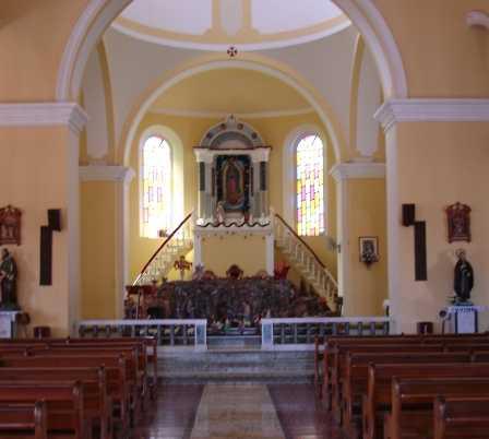 Edificio en Iglesia de Guadalupe