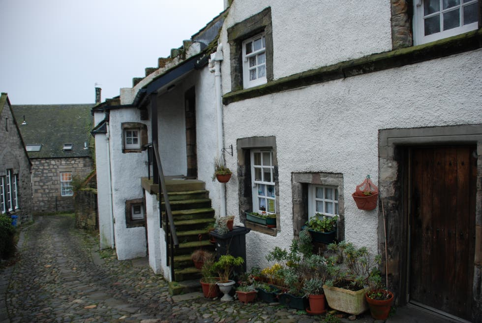 Barrio en Culross