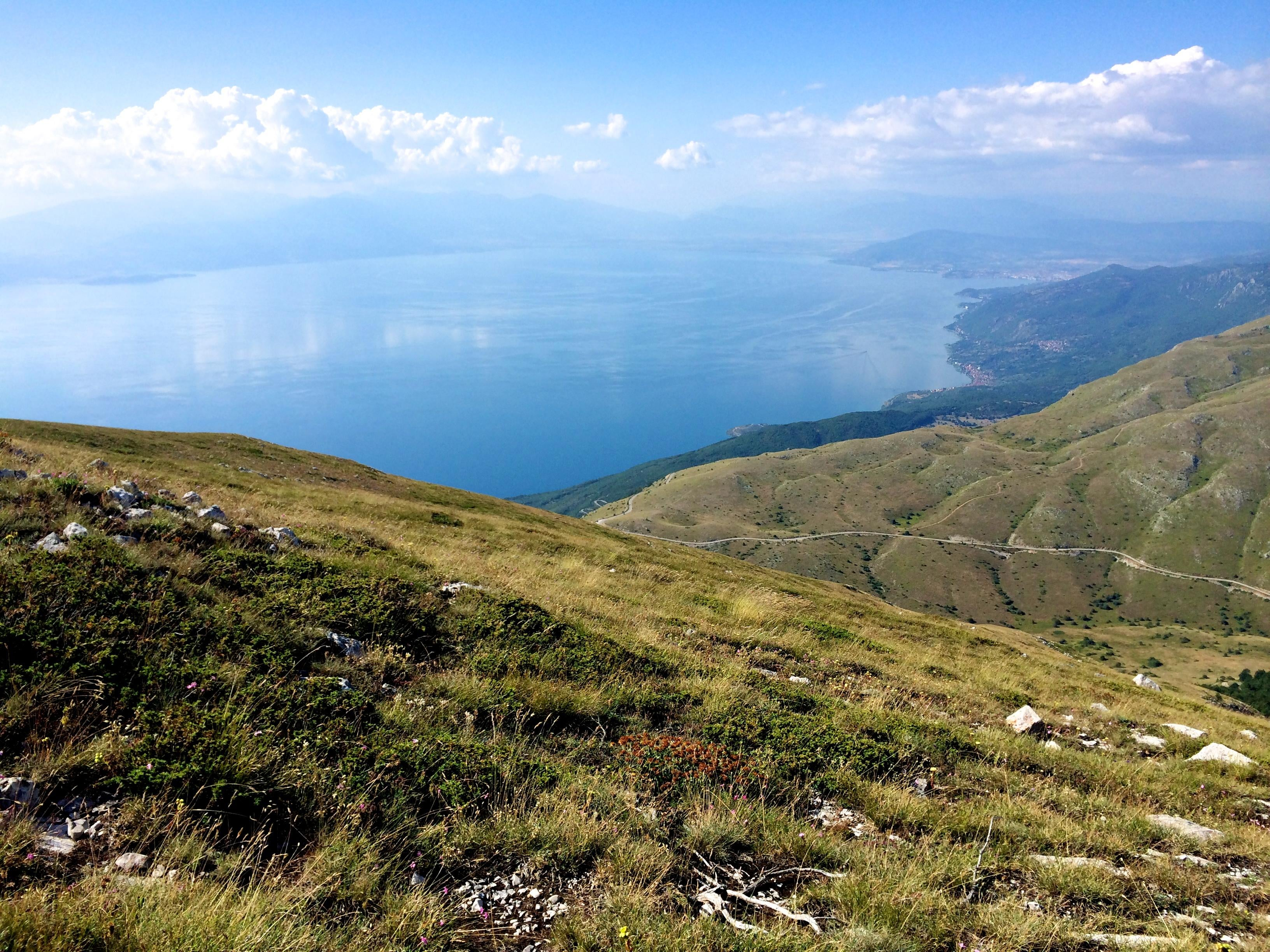 Wilderness in Macedonia