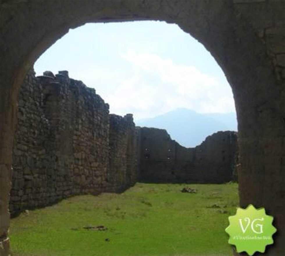 Abadía en Gachantiva
