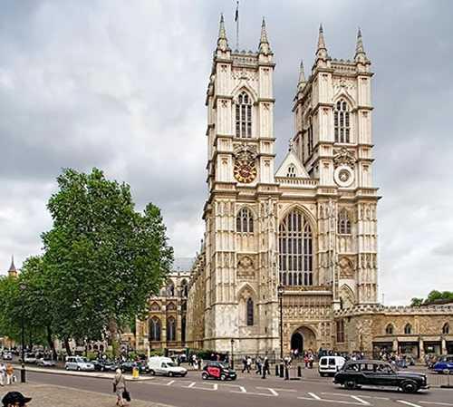 Torre en Abadía de Westminster