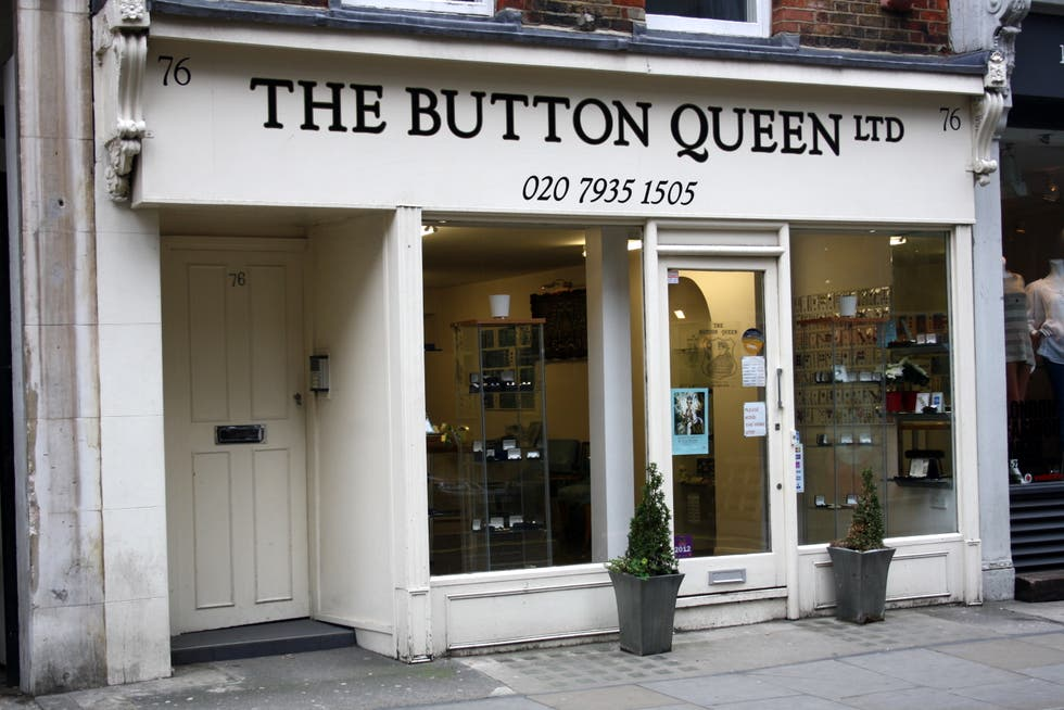 Compras en The Button Queen