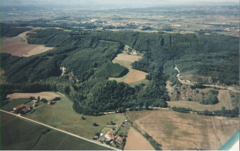 Aerial Photography in Anneyron