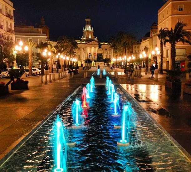 Noche en Granada