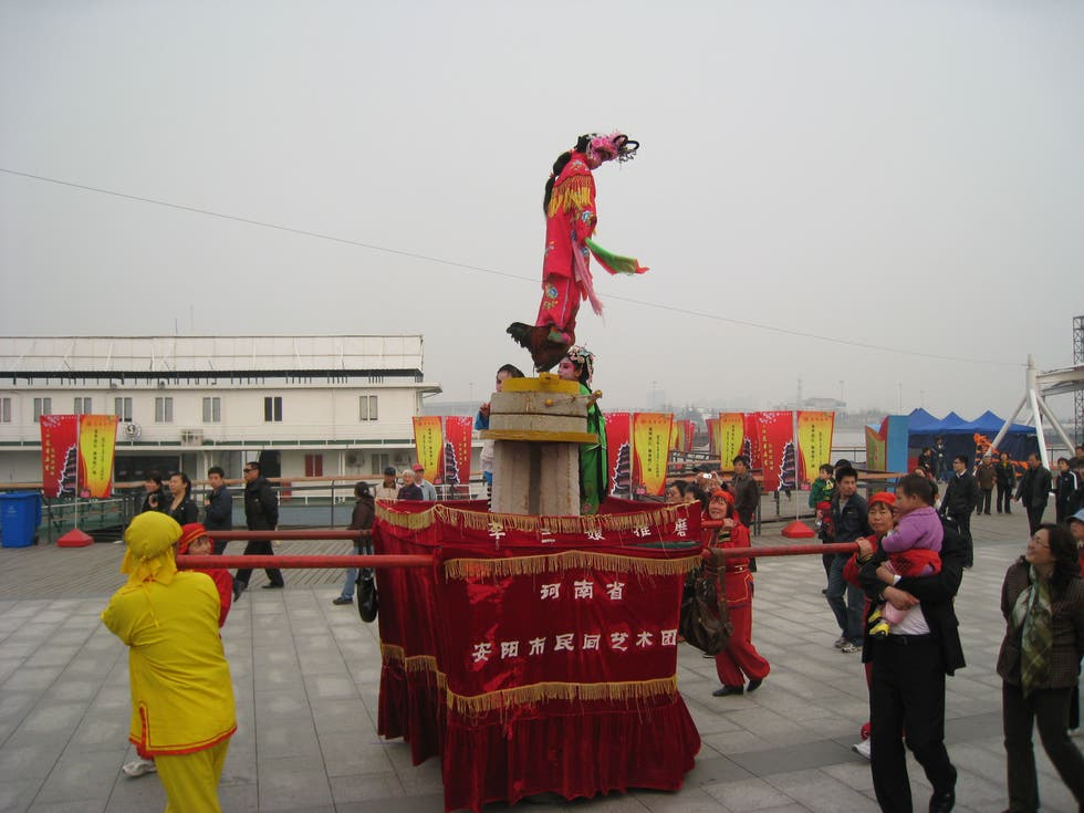 Juguete en Longhua Temple Fair