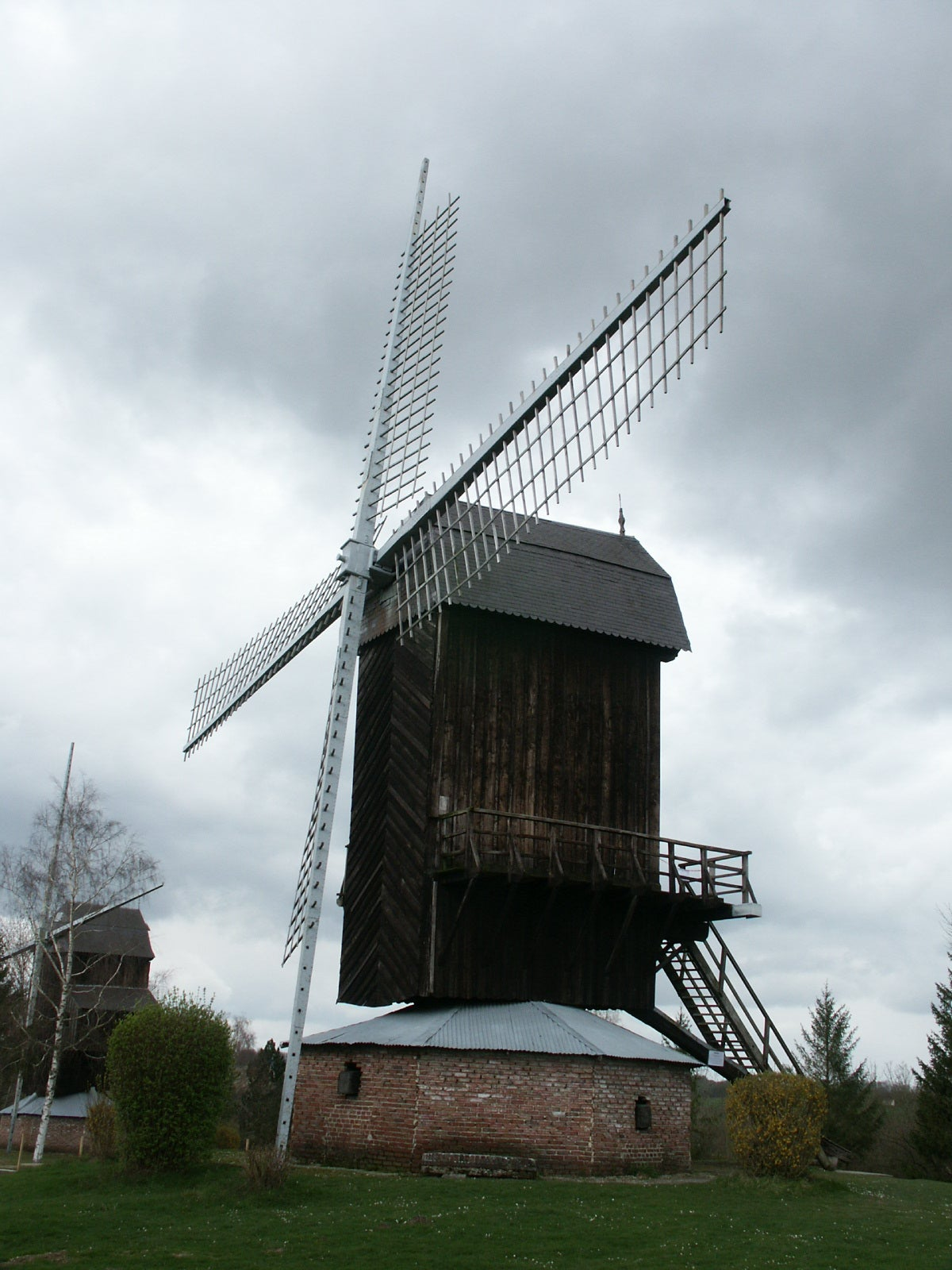 Mill in Naours