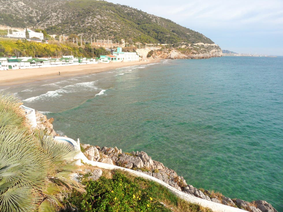 Mare a Sitges