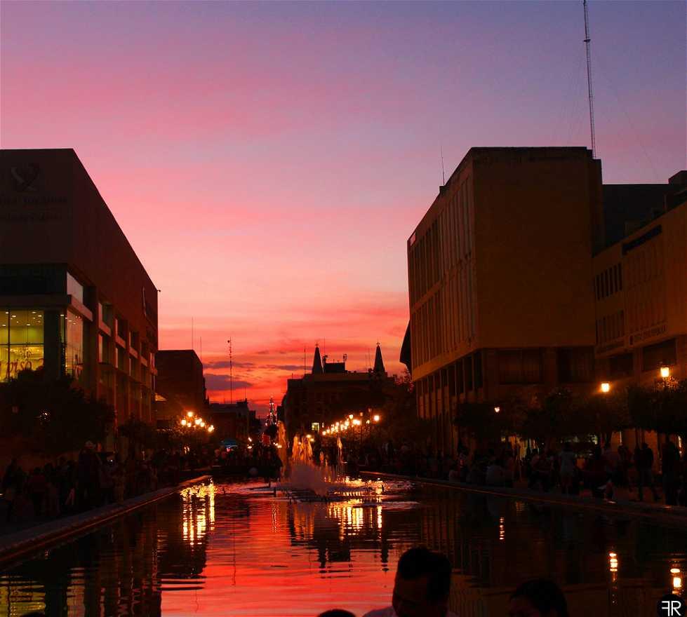 Noche en Centro Histórico