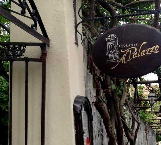Señal en Al Palazzo