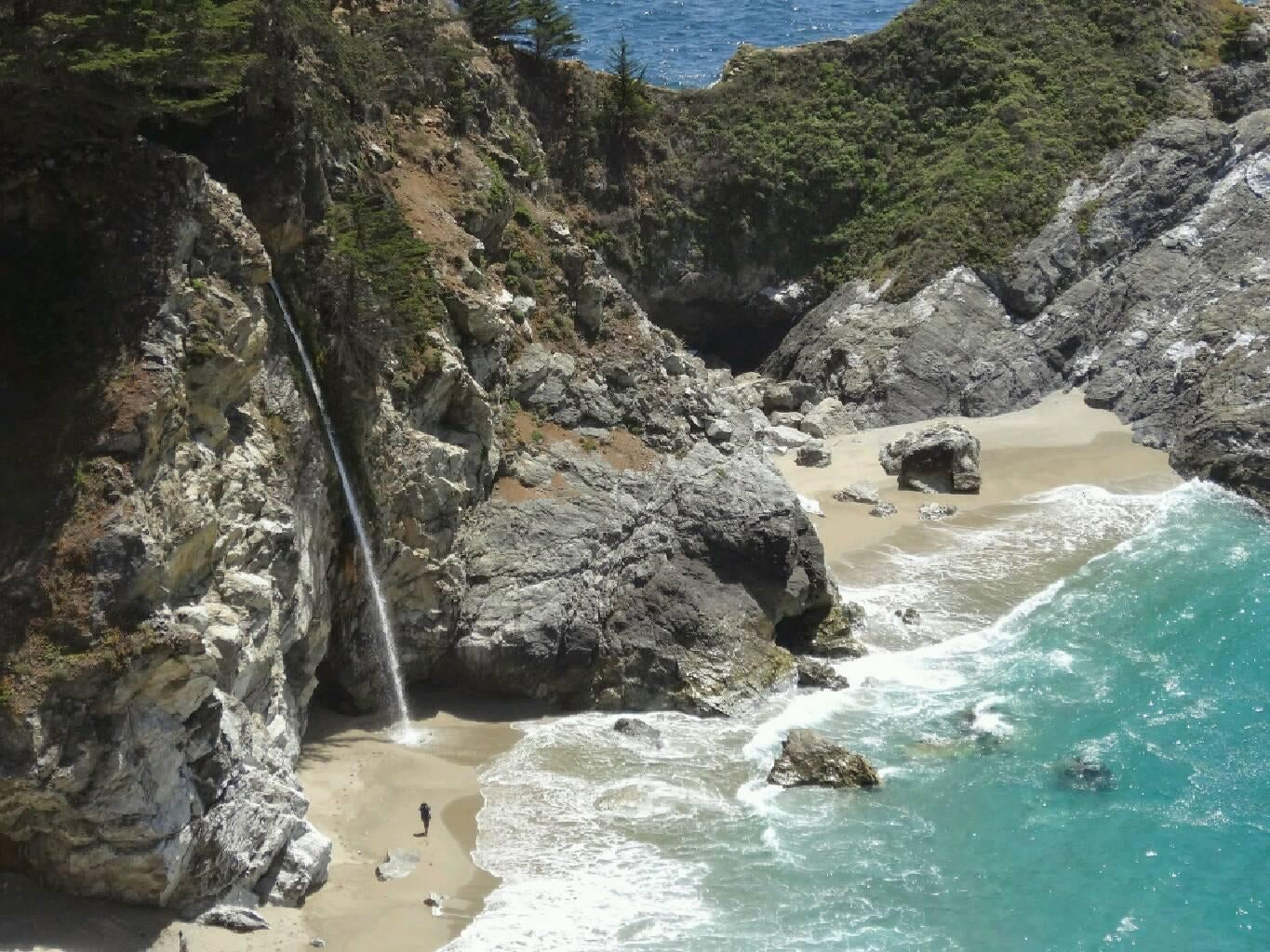 Rapid in Big Sur