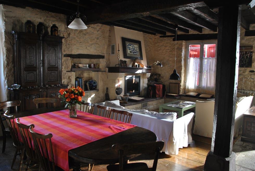 Photos of farmhouse in maison d 39 h tes donamaria saint for Chambre d hote st jean pied de port