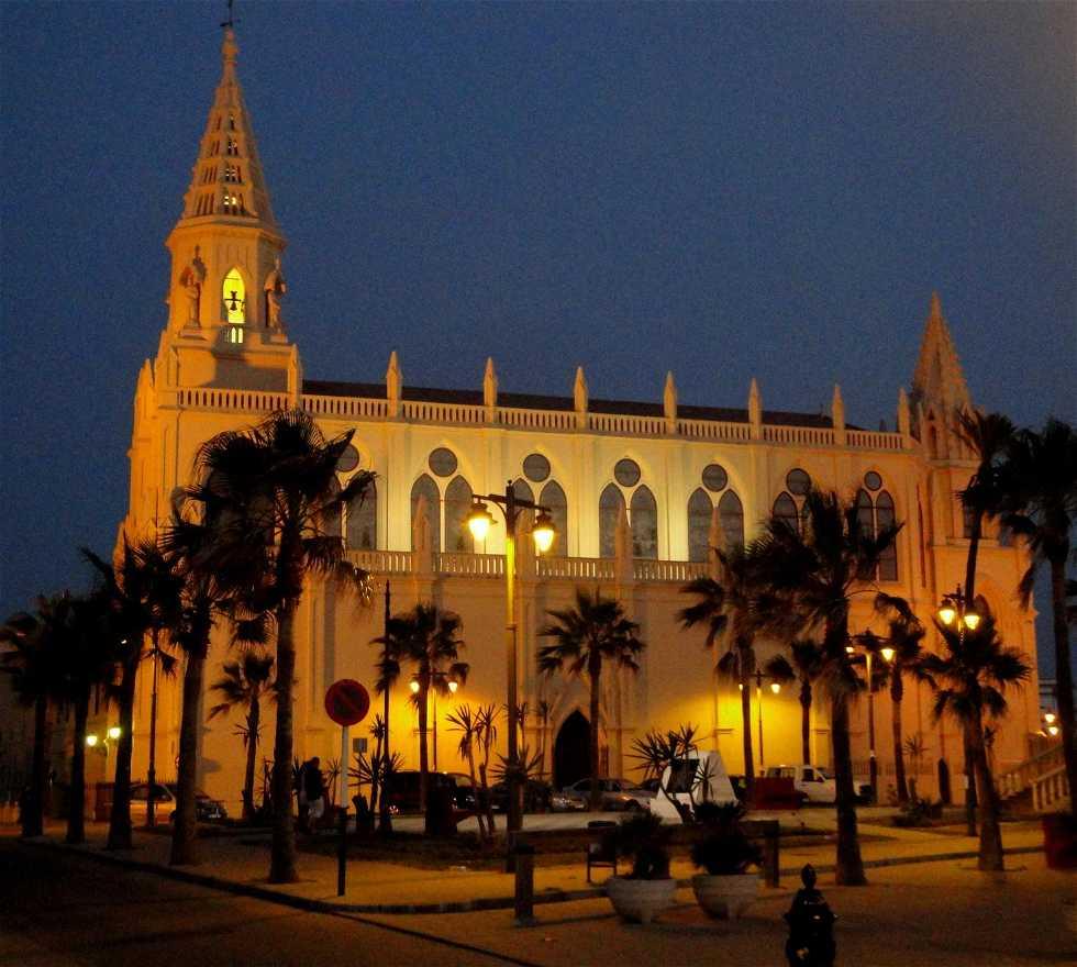 Ciudad en Santuario Virgen de Regla