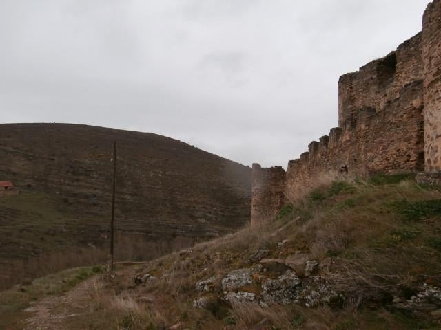 Wall in Magaña