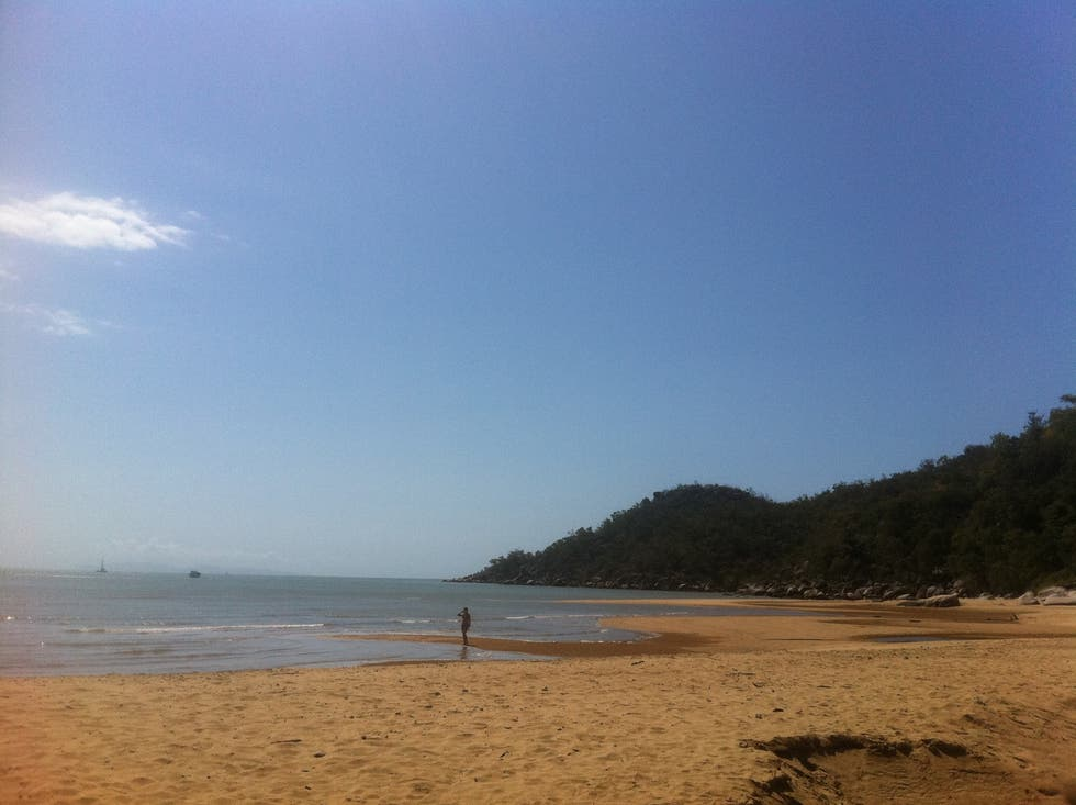 Mar en Magnetic Island