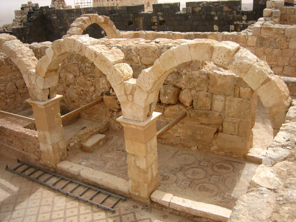 Ancient History in Amman
