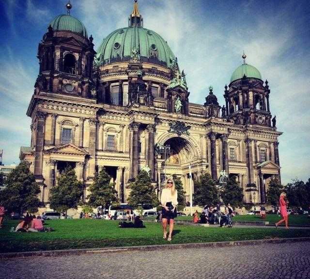 Edificio en Catedral de Berlín