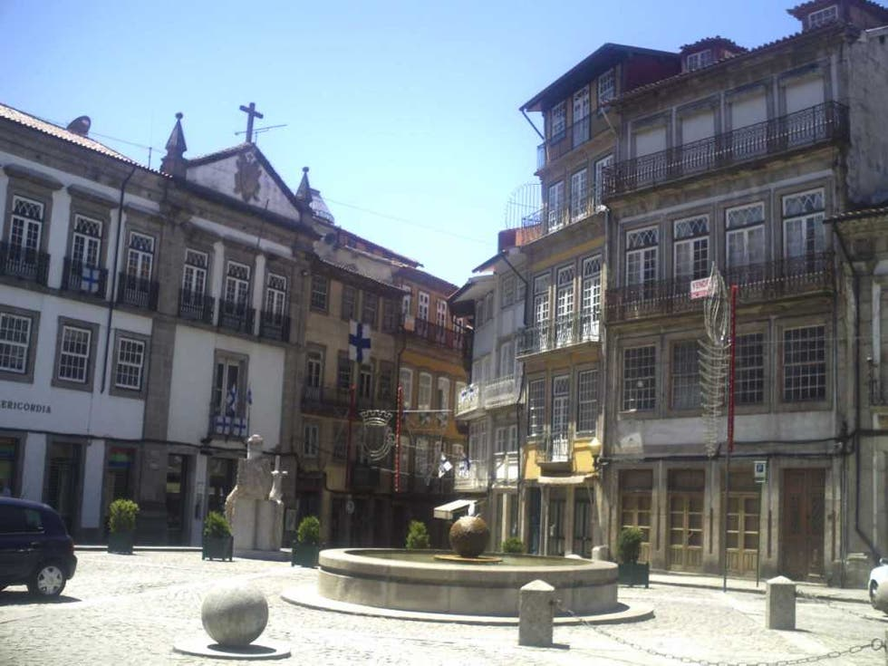 Palacio en Largo da Misericordia
