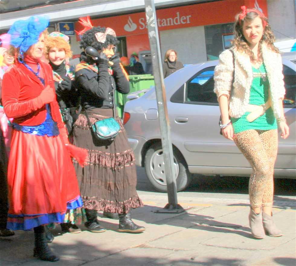 Festival en Entroido / Carnaval de Xinzo de Límia