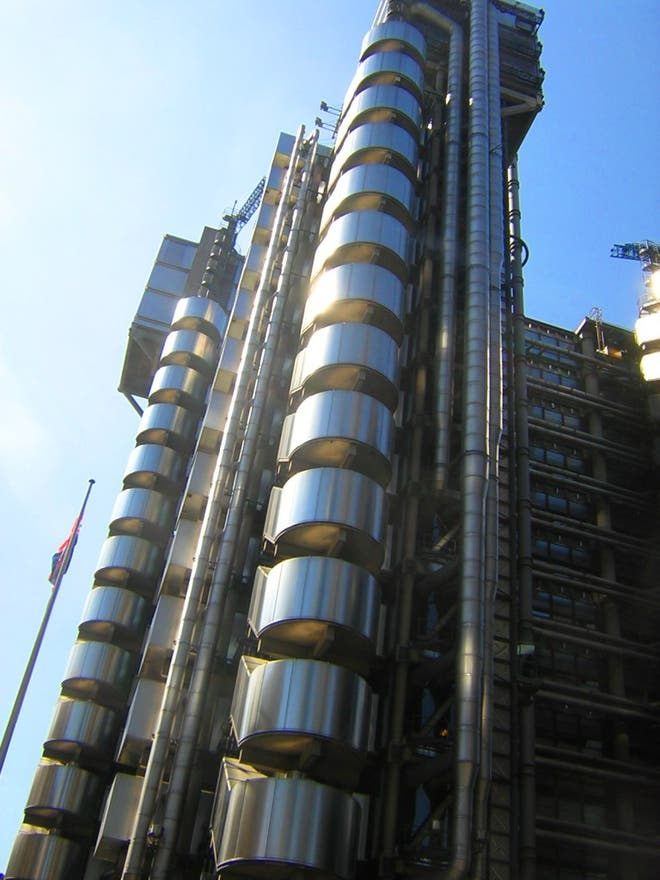 Condominio en Lloyd's London Building