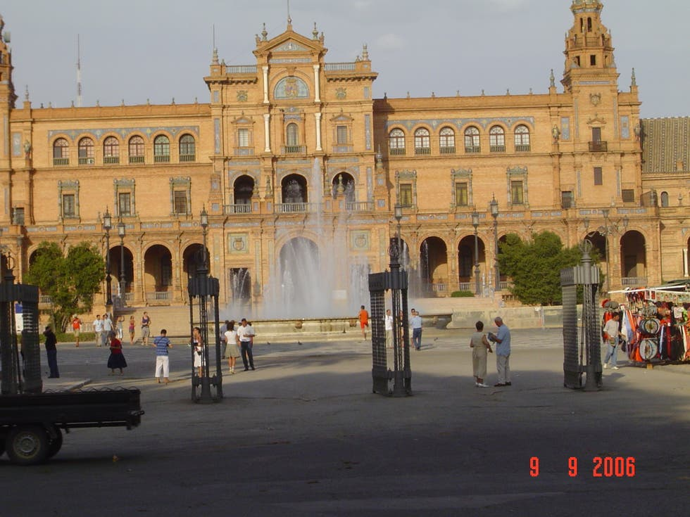 Turismo en Hotel Alfonso XIII - A Luxury Collection Hotel