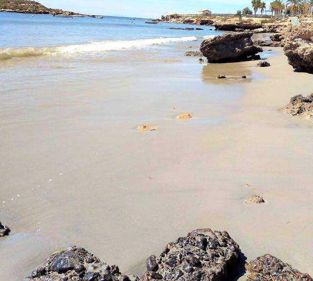 Pedra em Isla Plana