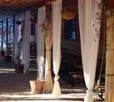 Porch in Orea
