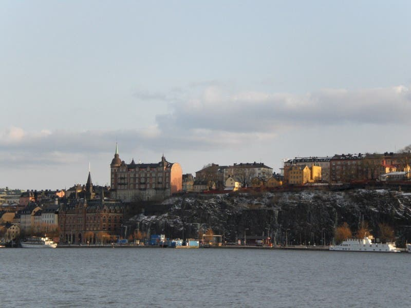 Mar en Södermalm