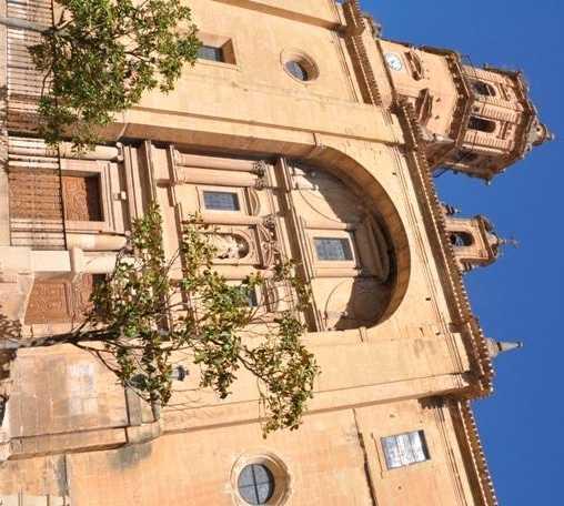 Emblemático en Iglesia parroquial de Nuestra Señora de la Asunción
