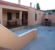 Villa en Casas de Lázaro