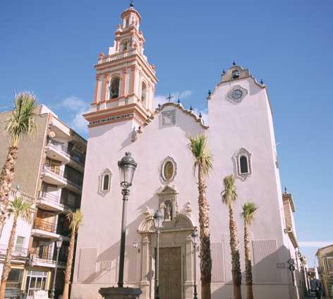 Iglesia en Manises