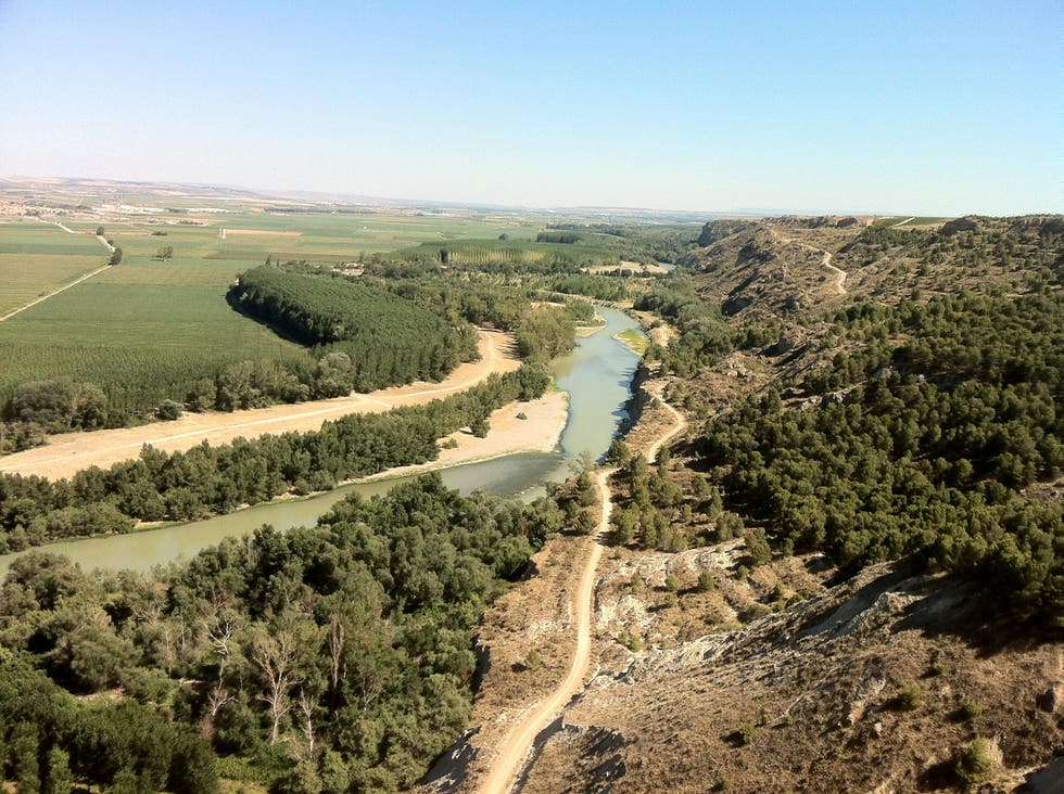 Aerial Photography in Funes