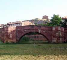 Puente en Puente Románico