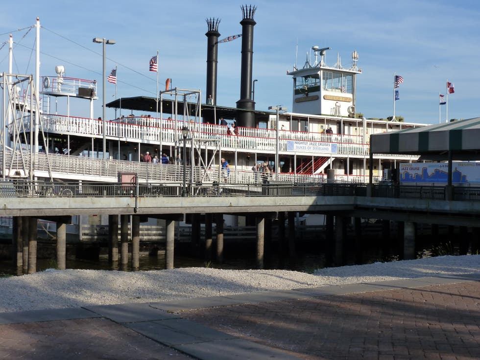 Paseo en Natchez Steamboat Cruise