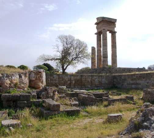 Villa en Acropolis de Rodas